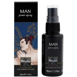 SHIATSU™ MAN POWER SPRAY 50ML