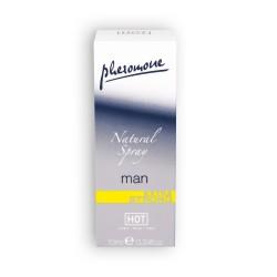 PERFUME COM FEROMONAS NATURAL SPRAY MAN EXTRA FORTE 10ML