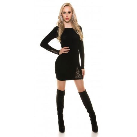 DRESS BLACK GABRIELA