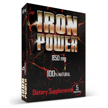 IRON POWER 5 UN