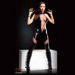 DEMONIQ MISTRESS COLLECTION ILSE CATSUIT
