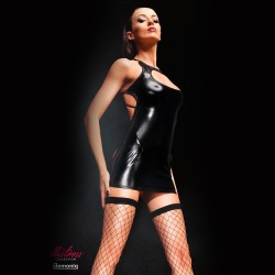 VESTIDO URSEL DEMONIQ MISTRESS COLLECTION