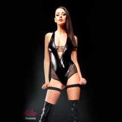 DEMONIQ MISTRESS COLLECTION CLAUDIA TEDDY