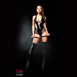 DEMONIQ MISTRESS COLLECTION CLAUDIA PREMIUM TEDDY