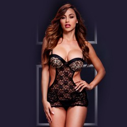 BODY 3108 BACI BLACK