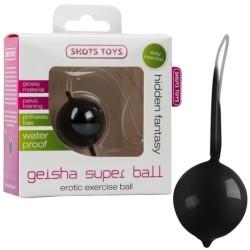 GEISHA SUPER BALL BLACK