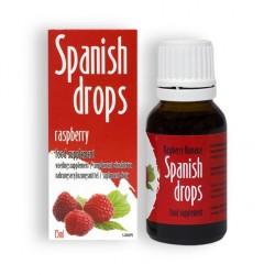 GOTAS SPANISH DROPS FRAMBOESA 15ML