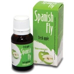 SPANISH FLY FRESH APPLE DROPS 15ML