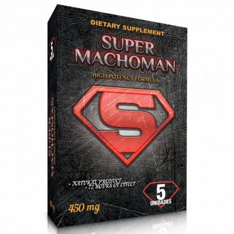 SUPER MACHOMAN 5 UN