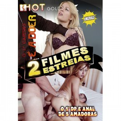 2 FILMS THE 1st CASTING HURTS + 5 AMATEURS 1st DP AND ANAL