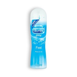 LUBRIFICANTE DELICADO E SEDOSO DUREX® PLAY FEEL 50ML