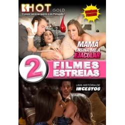 2 FILMES - MAMÃ ENSINA-ME A EJACULAR + UMA HISTÓRIA DE INCESTOS