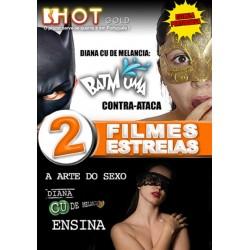 2 FILMES - DIANA CU DE MELANCIA: BATEMUMA CONTRA-ATACA + DIANA CU DE  MELANCIA ENSINA