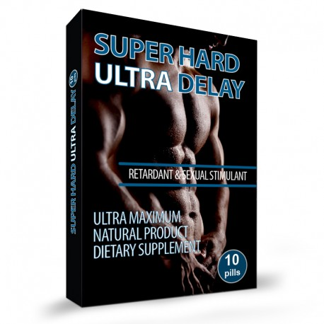 SUPER HARD ULTRA DELAY 10 UN