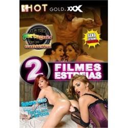 2 FILMES – O 1º TRIO PORTUGUÊS COM UM TRANSEXUAL + SUSANA MELO EXPERIMENTA FISTING NOS 2 BURACOS
