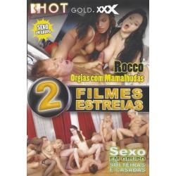 2 FILMES - ROCCO ORGIAS COM MAMALHUDAS+SEXO EM GRUPO SOLTEIRA E CASADAS