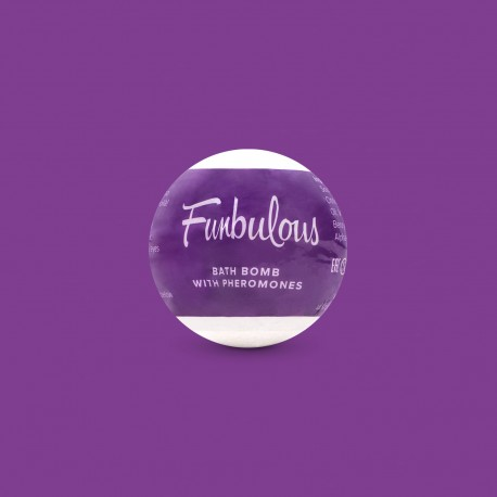 OBSESSIVE FUNBULOUS BATH BOMB WITH PHEROMONES
