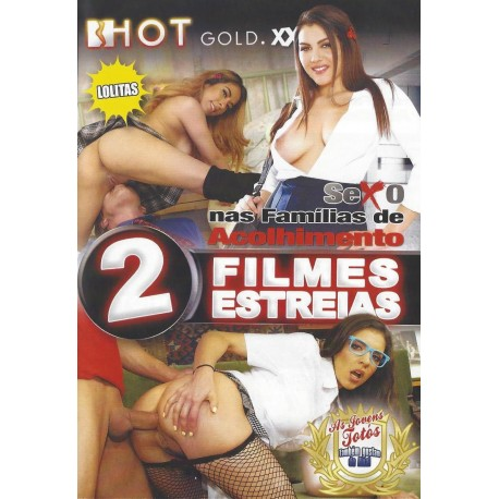 2 FILMES – SEXO NAS FAMILIAS DE ACOLHIMENTO + AS JOVENS TOTOS TAMBEM GOSTAM DE ANAL