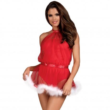 OBSESSIVE SANTASTIC CHRISTMAS COSTUME