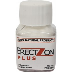 ERECTZON PLUS 10 UN