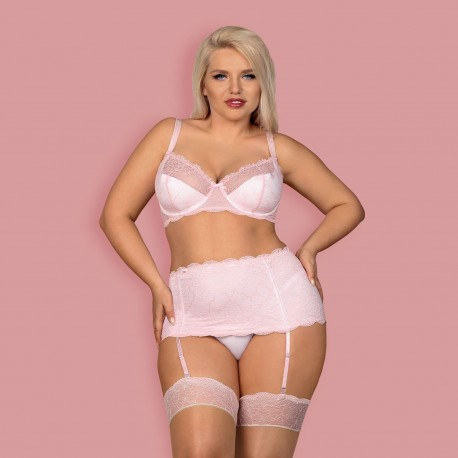 OBSESSIVE QUEEN SIZE GIRLLY SET