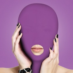 SUBMISSION MASK PURPLE