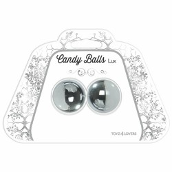 CANDY BALLS LUX VAGINAL BALLS SILVER