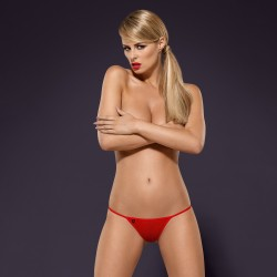 OBSESSIVE LUIZA THONG RED